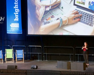 brightonSEO main stage