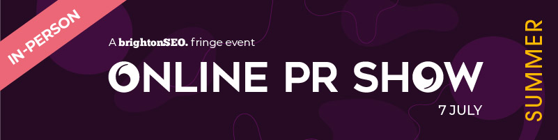 Online PR Show - 7 July 2021 - in-person